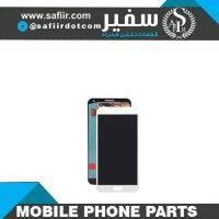 تاچ ال سی دی - قطعات موبایل - تعمیرات موبایل - لوازم تعمیرات موبایل - قیمت تاچ ال سی دی - ال سي دي سامسونگ E7 آي سي-LCD E7 OLED WHITE