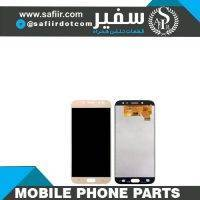 تاچ ال سی دی ، قطعات موبایل - لوازم تعمیرات موبایل - تعمیرات موبایل - قیمت تاچ ال سی دی - ال سي دي سامسونگ J730 آي سي-LCD J7 PRO OLED GOLD J730 OLED