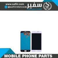 تاچ ال سی دی ، قطعات موبایل - لوازم تعمیرات موبایل - تعمیرات موبایل - قیمت تاچ ال سی دی - ال سي دي سامسونگ A8 آي سي-LCD A8 OLED WHITE