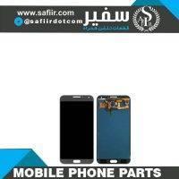 تاچ ال سی دی - قطعات موبایل - لوزم تعمیرات موبایل - تعمیرات موبایل - قیمت تاچ ال سی دی - ال سي دي سامسونگ E7 آي سي-LCD E7 OLED BLACK