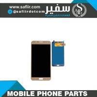 تاچ ال سی دی - قطعات موبایل - تعمیرات موبایل - لوازم تعمیرات موبایل - قیمت تاچ ال سی دی - ال سي دي سامسونگ J710 آي سي-LCD J710 OLED GOLD