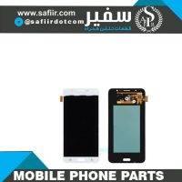 تاچ ال سی دی - قطعات موبایل - تعمیرات موبایل - لوازم تعمیرات موبایل - قیمت تاچ ال سی دی - ال سي دي سامسونگ J710 آي سي-LCD J710 OLED WHITE