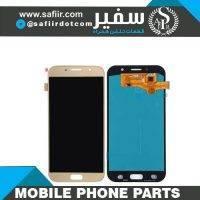 تاچ ال سی دی - قطعات موبایل - لوازم تعمیرات موبایل - تعمیرات موبایل - قیمت تاچ ال سی دی - ال سي دي سامسونگ A720 آي سي-LCD A720 OLED GOLD