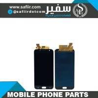 تاچ ال سی دی - قطعات موبایل - تعمیرات موبایل - لوازم تعمیرات موبایل - قیمت تاچ ال سی دی - ال سي دي سامسونگ J730 آي سي-LCD J7 PRO OLED BLACK J730 OLED