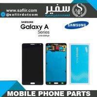 تاچ ال سی دی سامونگ - قطعات موبایل - تعمیرات موبایل - لوازم تعمیرات موبایل - تاچ ال سي دي سامسونگ A7 سرويس پک-LCD A7 SERVICE PACK BLACK