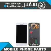 ال سی دی سامسونگ - قطعات موبایل سفیر - قطعات موبایل - تعمیرات موبایل - لوازم تعمیرات موبایل - تاچ ال سي دي S5 MINI گلس چنج-LCD S5 MINI CHANGE GLASS WHITE