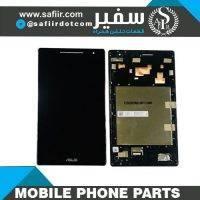 LCD ZenPad 8.0 Z380+FRAME BLACK- تاچ ال سی دی ايسوس Z380 BLACK - قطعات موبایل - تعمیرات موبایل - قیمت ال سی دی موبایل - تاچ ال سی دی asus