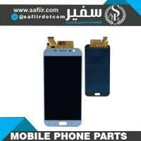 تاچ ال سی دی - قطعات موبایل - لوازم تعمیرات موبایل - فروش عمده تاچ ال سی دی - تعمیرات موبایل - ال سي دي سامسونگ J730 آي سي-LCD J7 PRO OLED BLUE J730 OLED