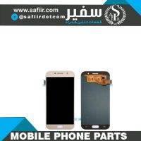 ال سی دی سامسونگ - قطعات موبایل - قطعات موبایل سفیر-تعمیرات موبایل- لوازم تعمیرات موبایل-تاچ ال سي دي A520 گلس چنج-LCD A520 CHANGE GLASS GOLD