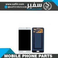 ال سی دی سامسونگ - قطعات موبایل سفیر - قطعات موبایل - تعمیرات موبایل - لوازم تعمیرات موبایل - تاچ ال سي دي C7 گلس چنج-LCD C7 CHANGE GLASS WHITE