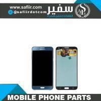 ال سی دی سامسونگ - قطعات موبایل - قطعات موبایل سفیر - تعمیرات موبایل - لوازم تعمیرات موبایل -تاچ ال سي دي E7 گلس چنج-LCD E7 CHANGE GLASS BLUE