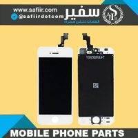 تاچ ال سی دی آيفون 5S سفيد - LCD IPHONE 5S WHITE -تاچ ال سی دی آیفون-تاچ ال سی دی -قطعات موبایل-تاچ ال سی دی آيفون 5S سفید