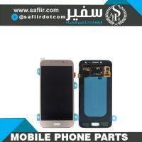 ال سی دی سامسونگ- قطعات موبایل سفیر - قطعات موبایل - تعمیرات موبایل- لوازم تعمیرات موبایل-تاچ ال سي دي J250 گلس چنج-LCD J250 CHANGE GLASS GOLD