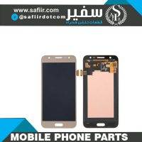 ال سی دی سامسونگ - قطعات موبایل سفیر - قطعات موبایل - لوازم تعمیرات موبایل - تعمیرات موبایل - تاچ ال سي دي J5 گلس چنج-LCD J5 CHANGE GLASS GOLD