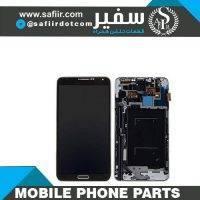 تاچ ال سی دیNOTE 3گلس چنج-LCD NOTE 3 N900+FRAME CHANGE GLASS BLACK-قطعات موبایل-لوازم تعمیرات موبایل - قیمت ال سی دی موبایل - فروش عمده ال سی دی - ال سی دی سامسونگ
