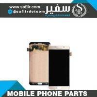 ال سی دی سامسونگ - قطعات موبایل - قطعات موبایل سفیر - تعمیرات موبایل - لوازم تعمیرات موبایل - تاچ ال سي دي NOTE 5 گلس چنج-LCD NOTE 5 CHANGE GLASS GOLD