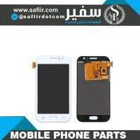 تاچ ال سی دی - قطعات موبایل - تعمیرات موبایل - لوازم تعمیرات موبایل - فروش عمده تاچ ال سی دی - ال سي دي سامسونگ J110 آي سي-LCD J110 OLED WHITE