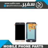 تاچ ال سی دی سامسونگ - قطعات موبایل - تعمیرات موبایل - لوازم تعمیرات موبایل - فروش عمده تاچ ال سی دی - ال سي دي سامسونگ J120 آي سي-LCD J120 OLED GOLD