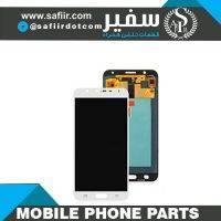تاچ ال سی دی - قطعات موبایل - فروش عمده تاچ ال سی دی - تعمیرات موبایل - لوازم تعمیرات موبایل - ال سي دي سامسونگ J701 آي سي-LCD J701 OLED WHITE
