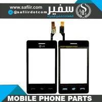 تاچ T375 ال جی - TOUCH-LG T375 - خرید قطعات موبایل - فروش قطعات موبایل - قیمت تاچ ال سی دی - تاچ ال سی دی T375 - قطعات موبایل سفیر