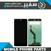 LCD P10 LITE BLACK-ال سی دی هواوی P10 LITE - قطعات موبایل - قیمت تاچ ال سی دی- خرید قطعات موبایل - تاچ ال سی دی هواوی - شرکت بازرگانی سفیر