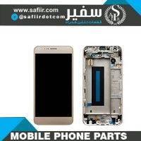 LCD X CAM+FRAME GOLD - تاچ ال سی دی ال جی X CAM تاچ ال سی دی ال جی - قطعات موبایل - قیمت تاچ ال سی دی - فروش قطعات موبایل