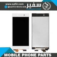 LCD Z5 WHITE - ال سی دی سونی Z5 - قطعات موبایل - تعمیرات موبایل - قیمت ال سی دی موبایل - ال سی دی سونی - پخش قطعات موبایل