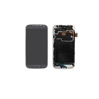 قطعات موبایل سفیر | LCD S4 I9500+FRAME TFT BLACK