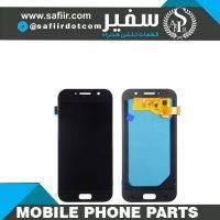 تاچ ال سی دی - فروش عمده تاچ ال سی دی - قطعات موبایل - تعمیرات موبایل - لوازم تعمیرات موبایل - ال سي دي سامسونگ A520 آي سي-LCD A520 OLED BLACK