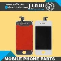 تاچ ال سي دي آيفون 4S اورجينال-LCD IPHONE 4S WHITE- تعمیرات موبایل - درخواست تعمیرات موبایل - قطعات موبایل - تاچ ال سی دی آیفون - قیمت ال سی دی آیفون 4s