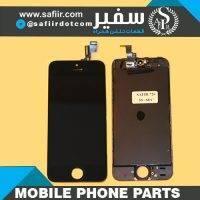 تاچ ال سي دي آيفون 5S روکاري-LCD 5S SECOND BLACK - قطعات موبایل - تعمیرات موبایل - تعمیر موبایل - درخواست تعمیرات موبایل - قیمت تاج ال سی دی آیفون 5s