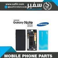 LCD NOTE 9 SERVICE PACK BLACK ، قطعات موبایل ، تعمیرات موبایل ، ال سی دی سامسونگ، تاچ ال سی دی ، ال سی دی سامسونگ note