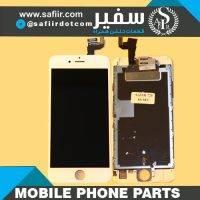 LCD 6S ORIGINAL SECOND COMPLET WHITE - قیمت تاچ ال سی دی آیفون - ال سی دی صد در صد اورجینال آیفون - تعمیرات موبایل - قطعات موبایل - تاچ ال سی دی