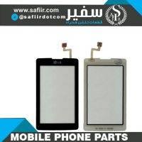 تاچ KP500 ال جی - TOUCH-LG KP500 - خرید قطعات موبایل - فروش قطعات موبایل - قیمت تاچ ال سی دی - تاچ ال سی دی KP500 - قطعت موبایل سفیر