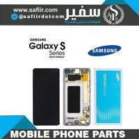 تاچ ال سی دی سامسونگ S10 PLUS سرويس پک | LCD S10 PLUS SERVICE PACK BLACK | قطعات موبایل | لوازم تعمیرات موبایل | تاچ ال سی دی