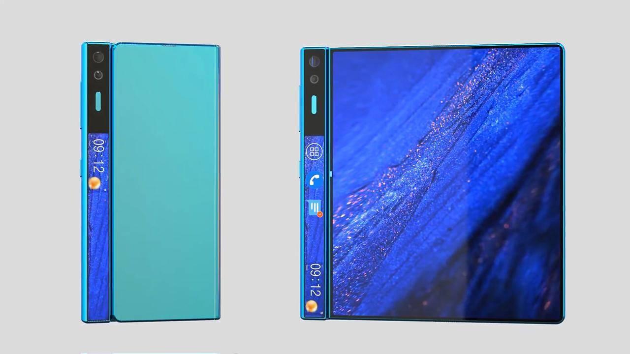 محصول جدید و فوق العاده برند هوآوی Huawei mate X2