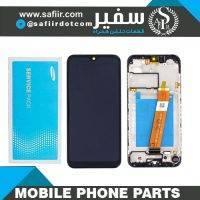 ال سی دی سامسونگ A01 Core سرویس پک | LCD A01 Core SERVICE PACK BLACK| قیمت ال سی دی موبایل | تاچ ال سی دی | تعمیرات موبایل| فروش قطعات موبایل
