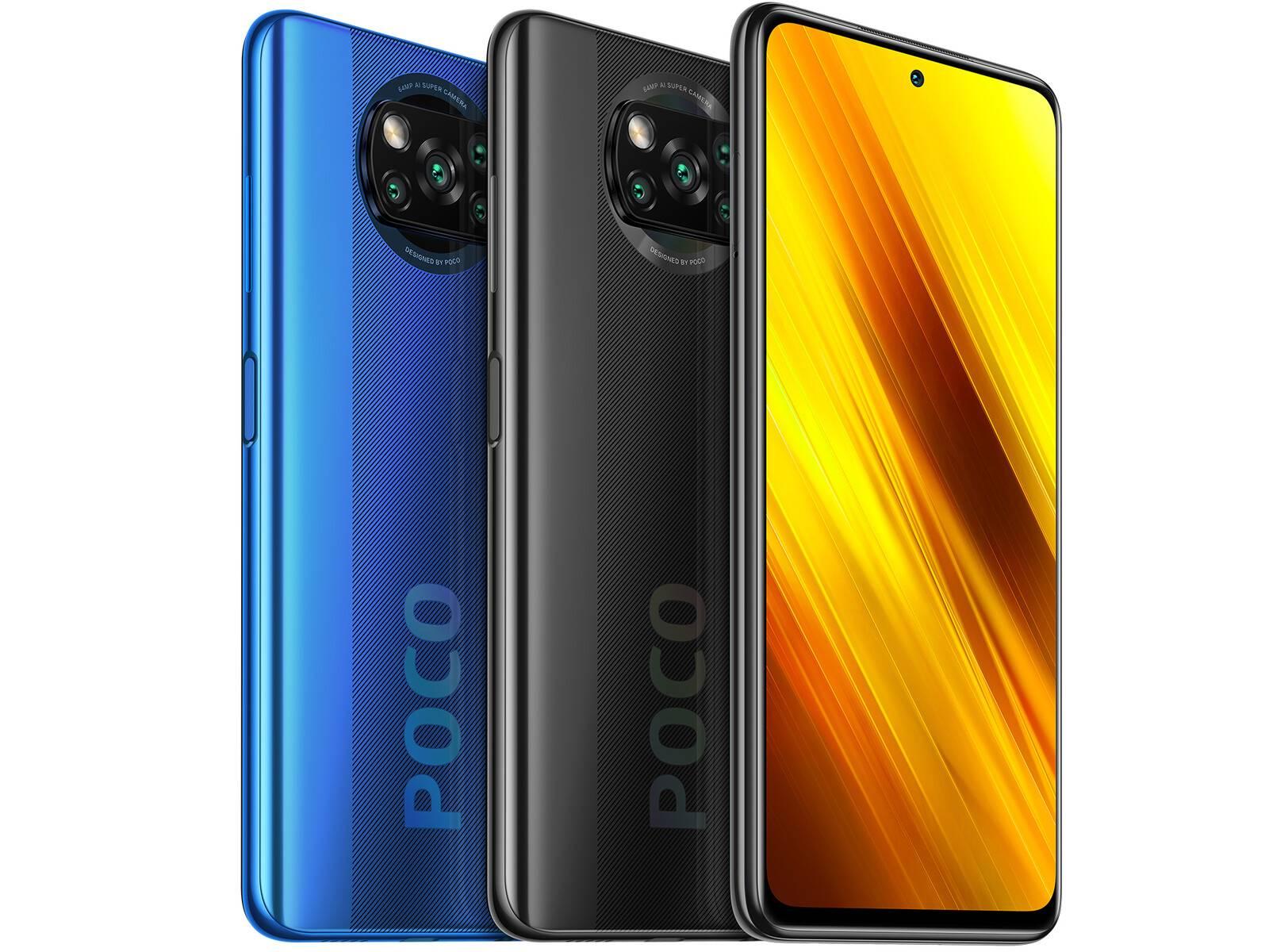 مقایسه و تست سرعت Poco X3 Pro با Samsung Galaxy S20 Plus Speed Test S20